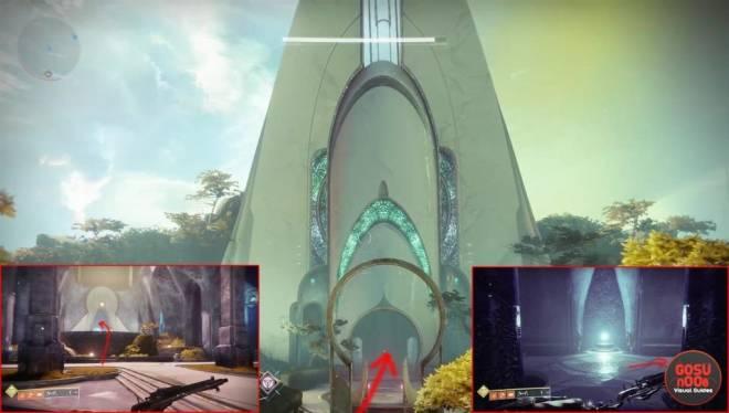 Destiny: General - Huginn & Muninn - The Secret Vendors of The Dreaming City image 2