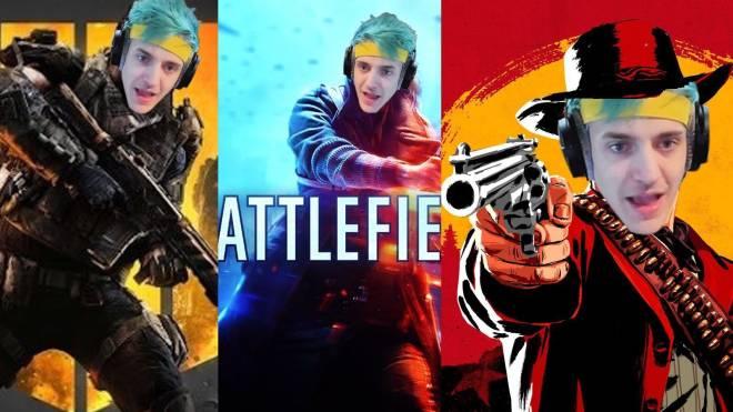 Fortnite: Battle Royale - Ninja explains what kind of game could take him away from Fortnite image 1
