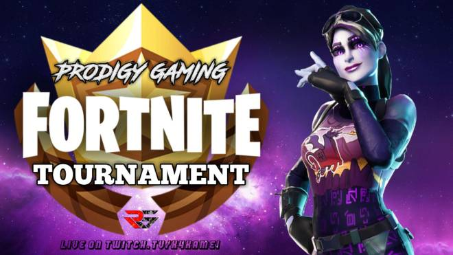 Fortnite: Promotions - FORTNITE TOURNAMEN!! image 4