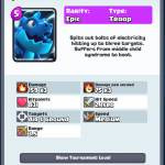 Who else is hype? And who has and extra log, magical archer or sparky to trade I got a token