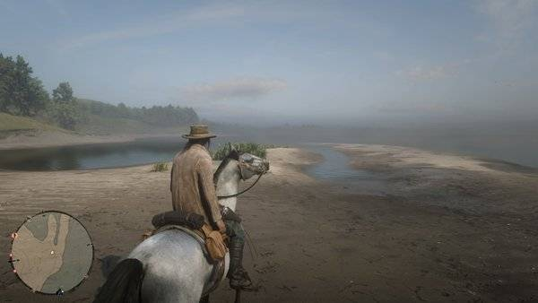 Red Dead Redemption: General - Bard's Crossing: Treasure Map Guide and Treasure Location - Online Mode image 12