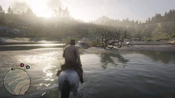 Red Dead Redemption: General - Bard's Crossing: Treasure Map Guide and Treasure Location - Online Mode image 15