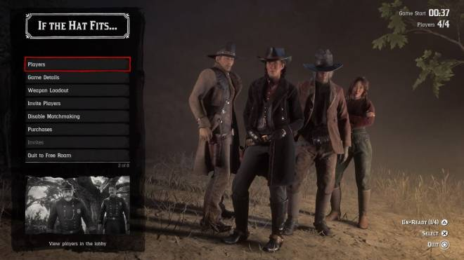 Red Dead Redemption: General - How to rank up fast on rdo image 6