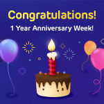 Moot's One Year Anniversary!