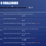 Season 7, Week 6: challenges and how to complete them