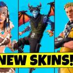 Fortnite Update v7.20 Leaked Skins, Gliders & PickAxes 😮🔥👏🏽 The Ice Queen, Cabbie, Malcore & More...
