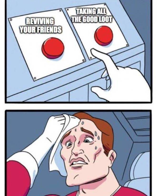 Call of Duty: Memes - Tough choice image 1