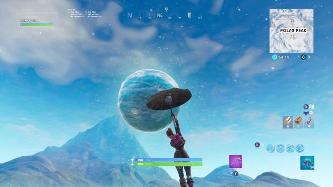 Fortnite: Battle Royale - BREAKING NEWS THE TVS ARE ON!  image 10