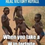 Victory Meme