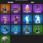 🚨 Today's Item Shop 1-18-19 🚨