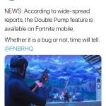 Mobile Players Are Able To Double Pump 😮😮