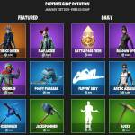 🚨 Item Shop 1-20-19 🚨 IceBringer & Animal Jackets Gear 🔥🤘🏽👏🏽