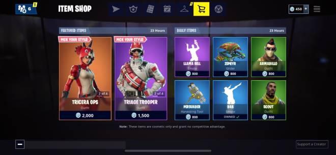 Fortnite: Battle Royale - 🚨⚠️ Item Shop 1.22.19 ⚠️🚨 image 2