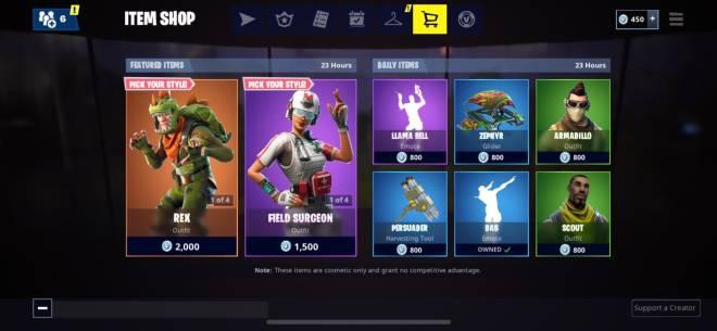 Fortnite: Battle Royale - 🚨⚠️ Item Shop 1.22.19 ⚠️🚨 image 1