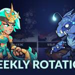 ⚠️ Brawlhalla Weekly Rotation  1-23-19🤘🏽⬇️
