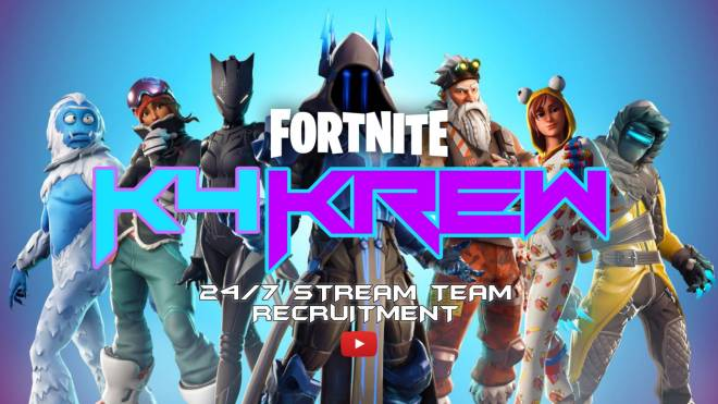 Fortnite: Looking for Group - RECRUITTING NOW!!! image 1