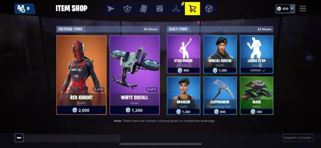 Fortnite: Battle Royale - ⚠️🚨 ITEM SHOP 1.23.19 🚨⚠️ image 4
