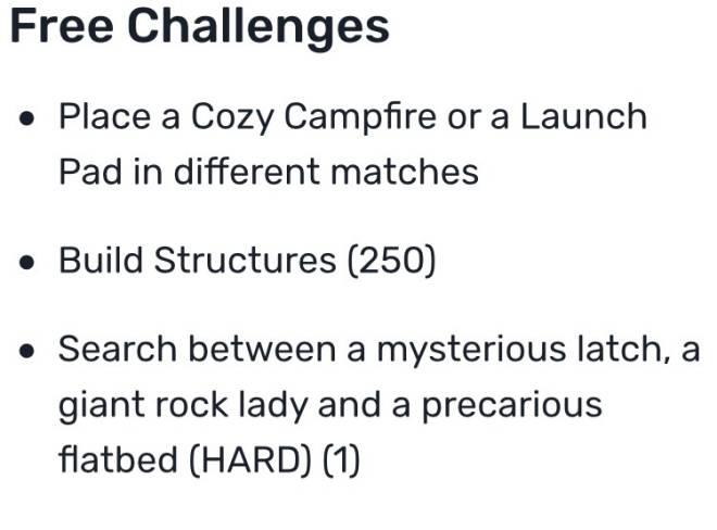 Fortnite: Battle Royale - ⚠️🚨 Week 8 Challenges & Hidden Banner Location 🚨⚠️ image 2