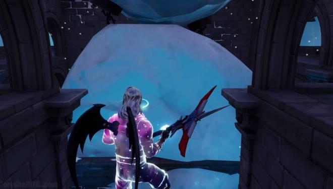 Fortnite: Battle Royale - ⚠️ ICYMI : 🚨❄️ Polar Peak's Dungeon Rapidly Melting Revealing Its Prisoner ❄️🚨 image 2