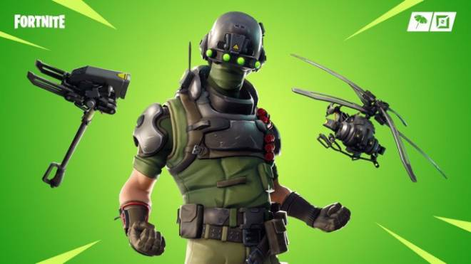 Fortnite: Battle Royale - 🚨 New Tech Ops & Gear Are Now Available In The Item Shop 😱🤘🏽🚨 image 2
