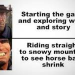 How to start playing RDR