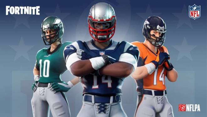 Fortnite: Battle Royale - ⚠️🚨 NFL Skins Will Return ⚠️🚨 image 1