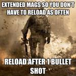 Every bullet counts