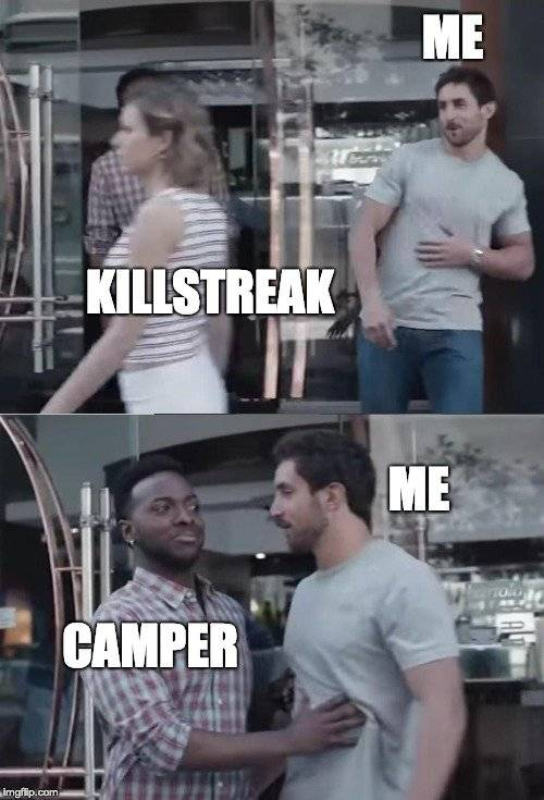Call of Duty: Memes - When you're about to get your killstreak image 1