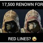 RED LINE--17,500 #kapkan