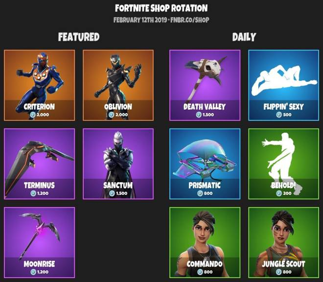 Fortnite: Battle Royale - 🚨ITEMSHOP 2-11-19🚨 image 2