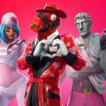 LOVE WILL COVER FORTNITE