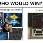 F*cking doors...