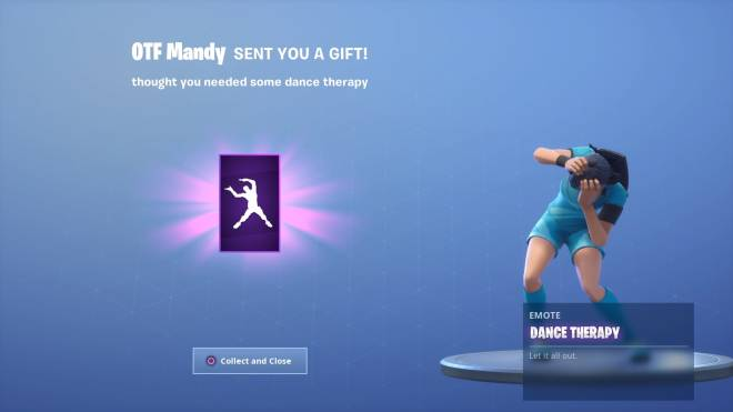 Fortnite: Battle Royale - Which Gift that I have gotten is the best one so far? Vote Now! 👌 image 6