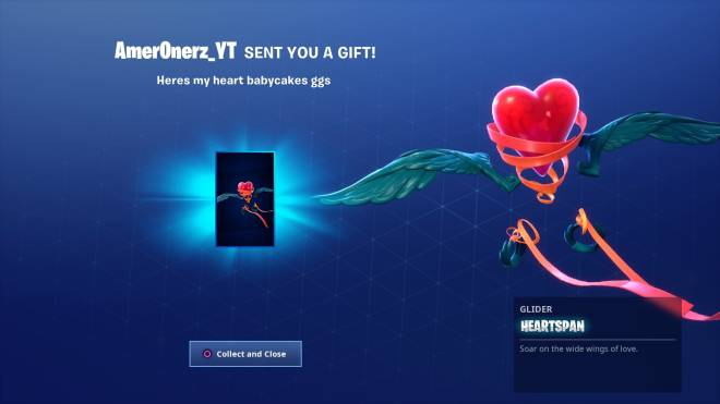 Fortnite: Battle Royale - Which Gift that I have gotten is the best one so far? Vote Now! 👌 image 1