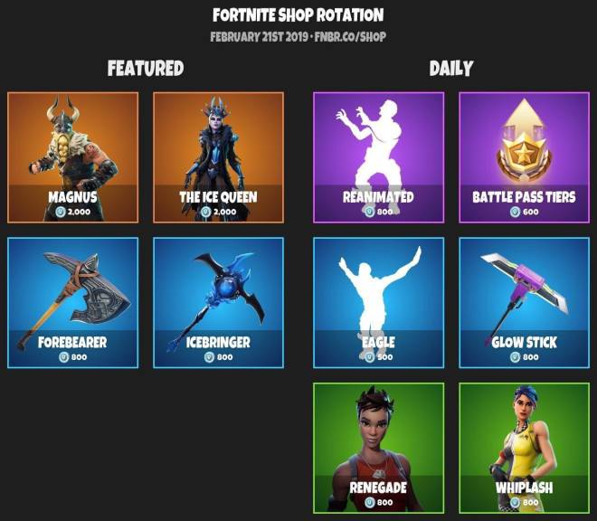 Fortnite: Battle Royale - If you could have 1 Item for FREE in today's shop, What would it be? image 2