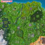 MAP OF ALL CRAKS TILL NOW