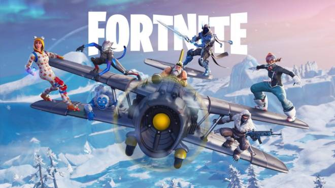 Fortnite: Battle Royale - ⚠️🚨 Season 8 : Planes Will Be Vaulted 😱 image 1