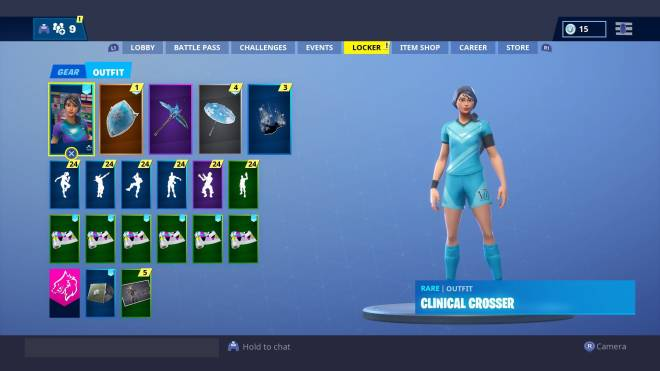 Fortnite: Battle Royale - Which Clinical Crosser Combo is better?? image 2