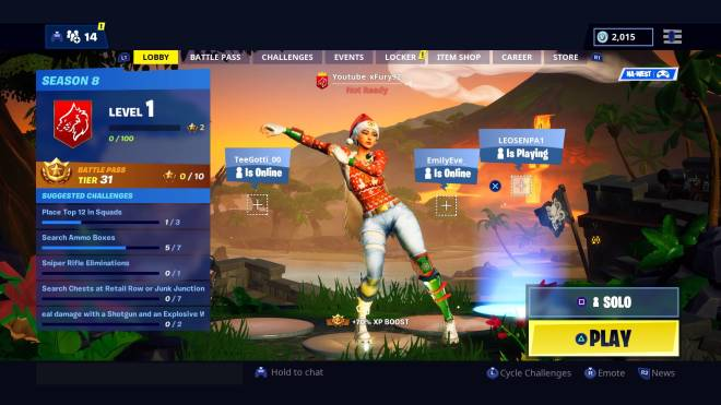 Fortnite: Battle Royale - New Season with my Nog Ops  image 2