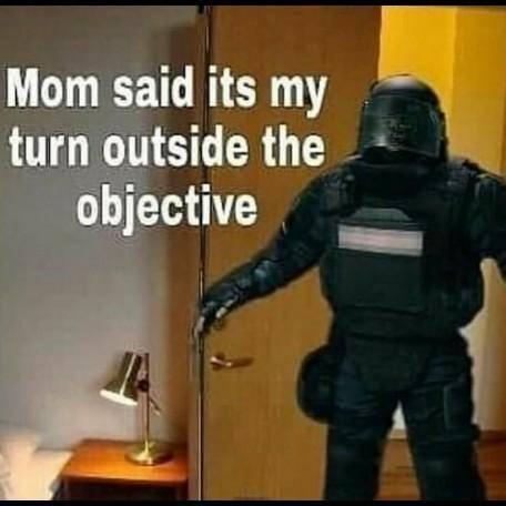 Rainbow Six: Memes - Mom said.. image 2