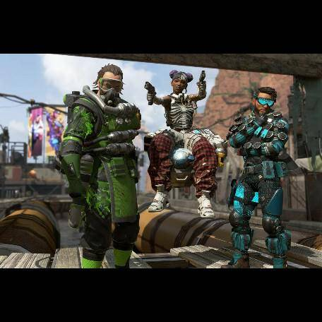Apex Legends: General - What your best 3? And what kind of squad you prefer?  image 2