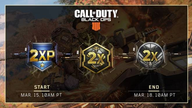 Call of Duty: General - 2XP Weekend! image 2