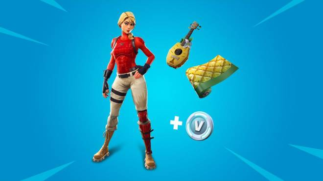 Fortnite: Battle Royale - THE STARTER PACK AVAILABLE IN AUSTRALIA AND UK image 2