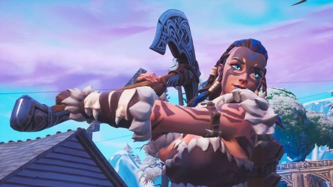 Fortnite: Battle Royale - Fyra Screenshots⚡️ image 9
