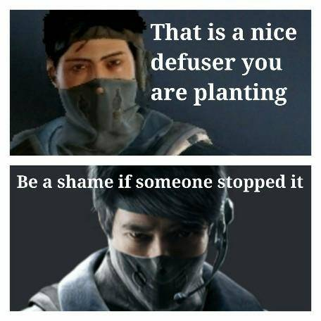 Rainbow Six: Memes - I hate echo so much. image 2