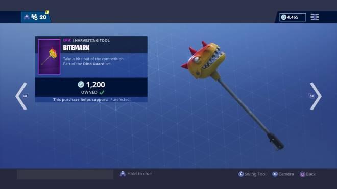 Fortnite: Battle Royale - Fury Flexes: Dinosaurs  image 4