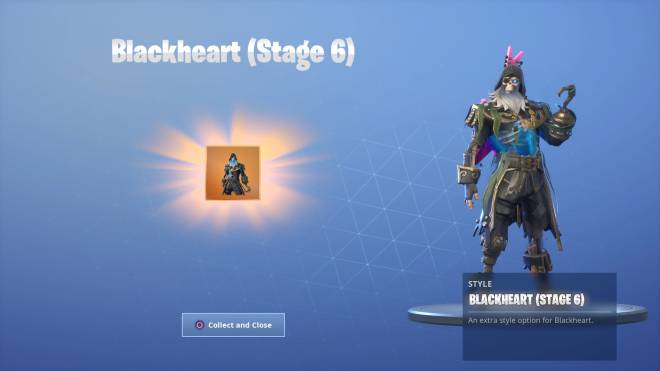 Fortnite: Battle Royale - Stage 6 BlackHeart (Almost There) image 2