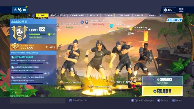 Fortnite: Battle Royale - Imagine This Squad Charging You✨⚡️❗️ image 2
