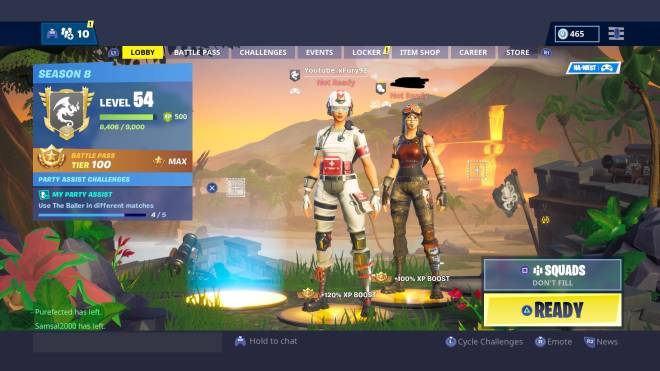 Fortnite: Battle Royale - My Friend Put An End To My Flexes 😭😭 image 3