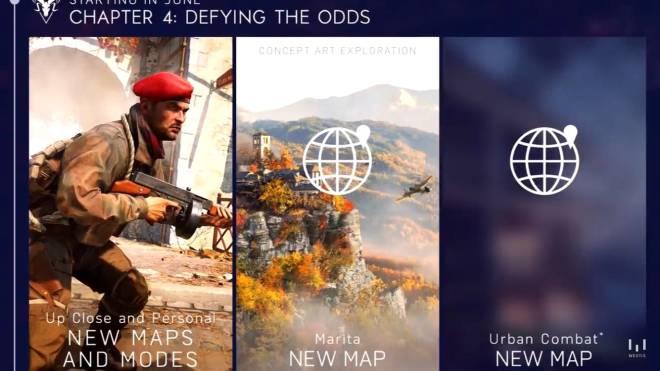 Battlefield: General - Battlefield V Roadmap image 1
